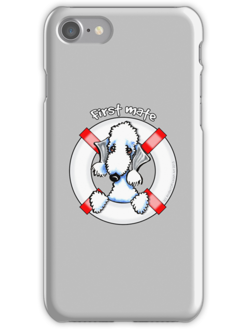 Bedlington Terrier :: First Mate by offleashart
