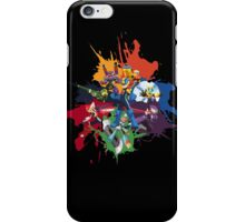 Megaman: Souls of a Hero iPhone Case/Skin