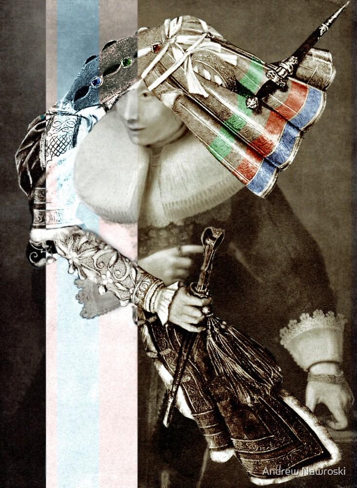 Cloak and Dagger. by Andreav Nawroski