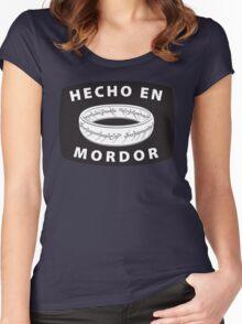 Hecho En Mordor Women's Fitted Scoop T-Shirt