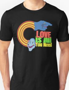 Yellow Submarine Movie - Love Is All You Need T-Shirt