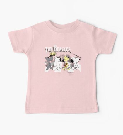 The Beagles 2.0 Baby Tee