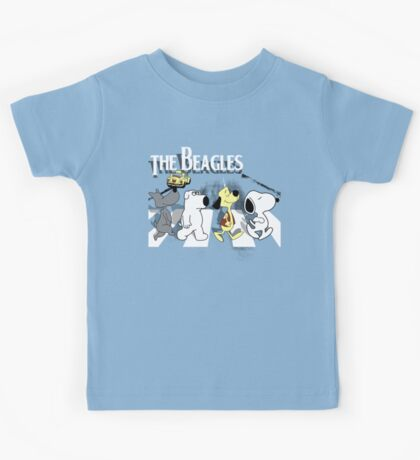 The Beagles 2.0 Kids Tee