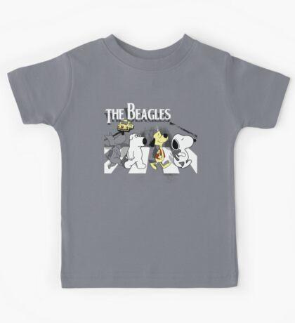 The Beagles 2.0 Kids Tee