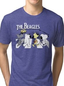 The Beagles 2.0 Tri-blend T-Shirt