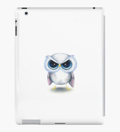 Grumpy Bird iPad Case/Skin