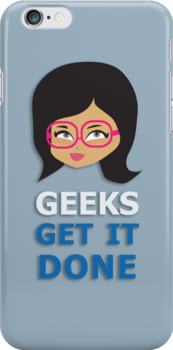 Geeks get it Done 2 by tazbiddibo