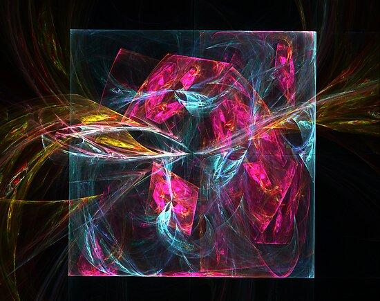 Manic Cubes by Kazytc