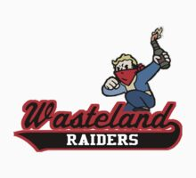 Wasteland Raiders T-Shirt