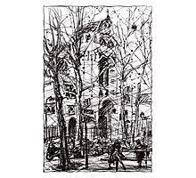 Montmartre 14 Photographic Print