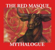 The Red Masque - Mythalogue One Piece - Long Sleeve