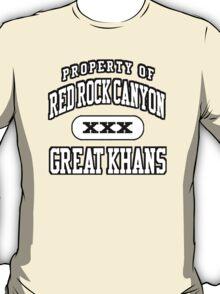 Great Khans Athletic T-Shirt