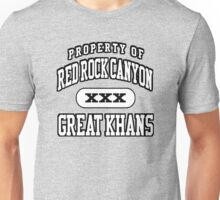 Great Khans Athletic Unisex T-Shirt