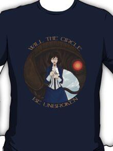 Her Guardian - Light T-Shirt