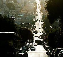 Streets, San Francisco-2 by Elizabeth Bravo