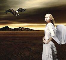 The Wanderer... by Karen  Helgesen