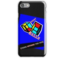 Cubist Balls iPhone Case/Skin