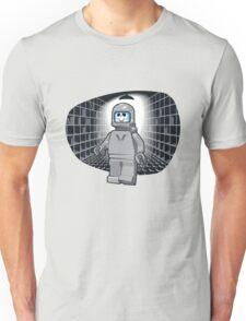 Hey! Who Took Down The Bricks? Unisex T-Shirt