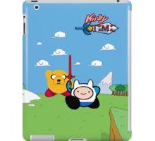 Kirby Time iPad Case/Skin