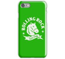Rolling Rock Logo iPhone Case/Skin
