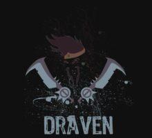 Draven Splatter by tychilcote