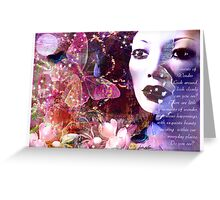 Moments Of Wonder Greeting Card