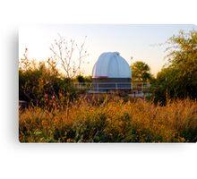 Astro Dome Canvas Print