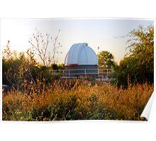 Astro Dome Poster