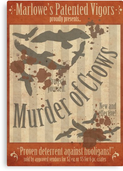 Murder of Crows by espanameg