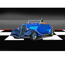 1934 Ford Roadster Photographic Print