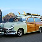 1951 Ford Woody Wagon by DaveKoontz