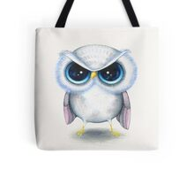Grumpy Bird Tote Bag