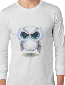 Grumpy Bird Long Sleeve T-Shirt