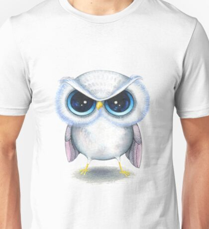 Grumpy Bird Unisex T-Shirt