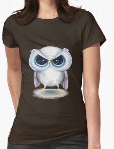 Grumpy Bird Womens Fitted T-Shirt