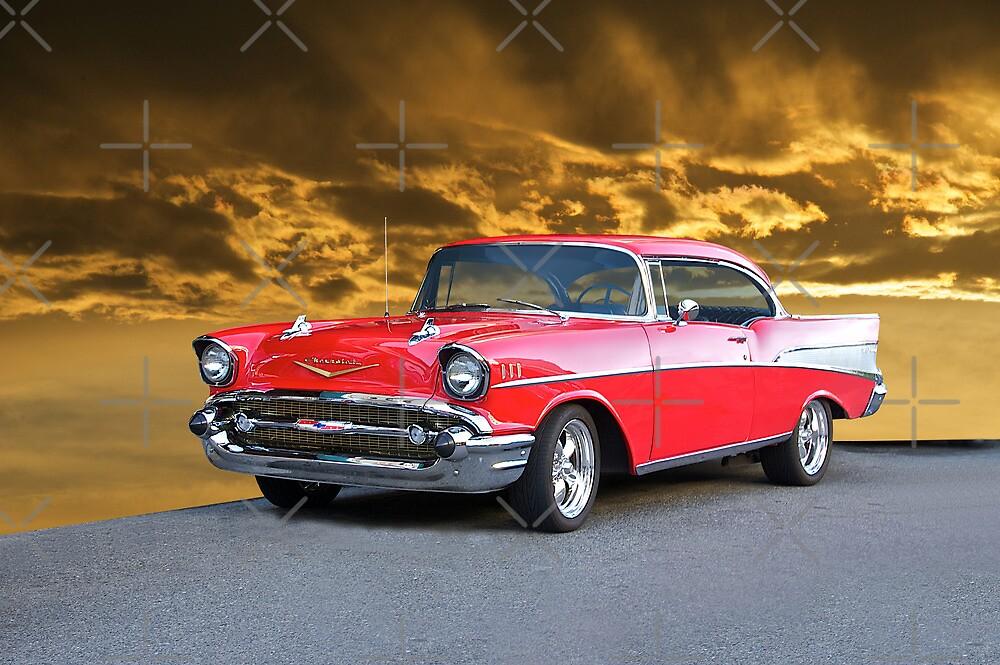 1957 Chevrolet Bel Air by DaveKoontz