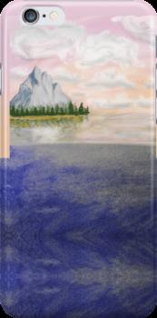 Landscape by billygibney