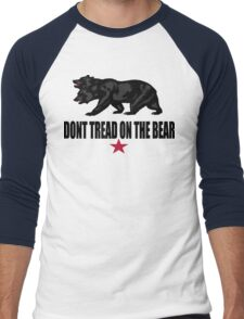 Don't Tread on the Bear Men's Baseball ¾ T-Shirt