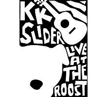 KK Slider Photographic Print