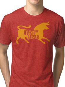 Ave, True to Caesar Tri-blend T-Shirt