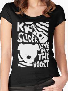 KK Slider Women's Fitted Scoop T-Shirt