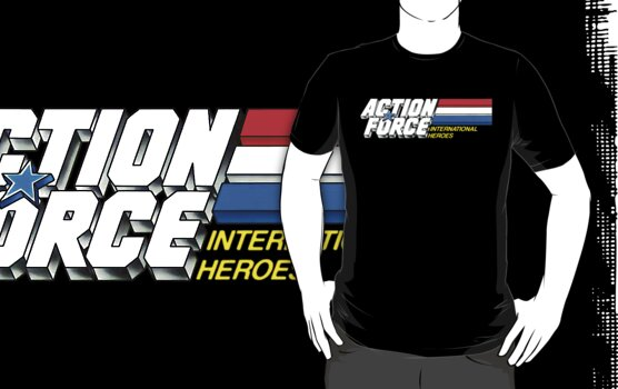 Action Force by SwiftWind