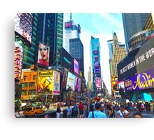 nyc (three) Canvas Print