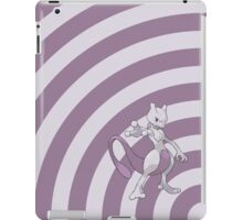 Pokemon - Mewtwo Circle iPad Case iPad Case/Skin