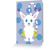Gatomon Greeting Card