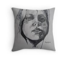Pina Throw Pillow