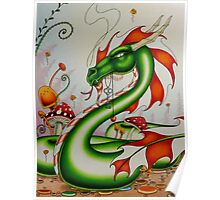 Gateway Dragon Poster