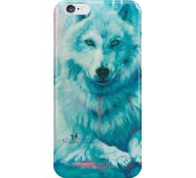 Wolf Dreaming iPhone Case/Skin