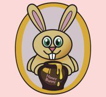 Funny Honey Bunny One Piece - Short Sleeve