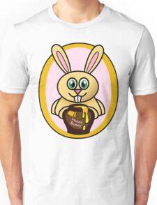 Funny Honey Bunny Unisex T-Shirt